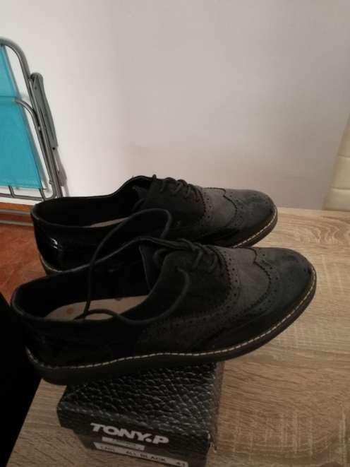 Imagen producto Zapatos terciopelo  2