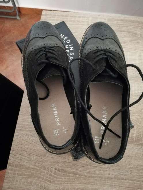 Imagen producto Zapatos terciopelo  3