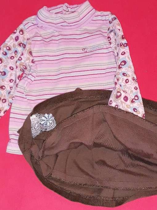 Imagen producto Conjunto falda, 12m.  2