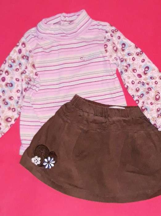 Imagen Conjunto falda, 12m.