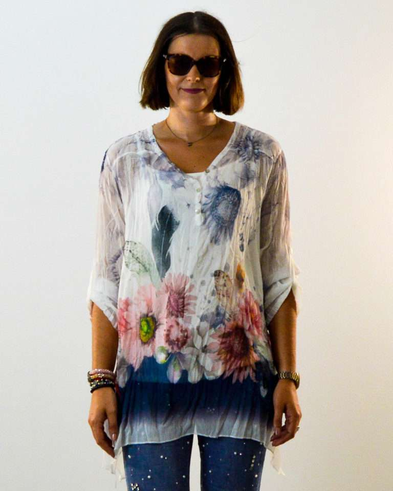 Imagen producto Blusa Flowers 2