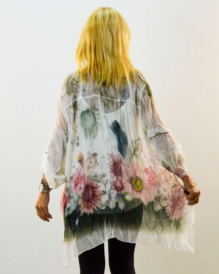 Imagen producto Blusa Flowers 3