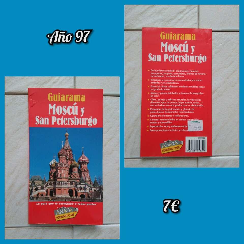 Imagen producto Guías viajes antiguas 7
