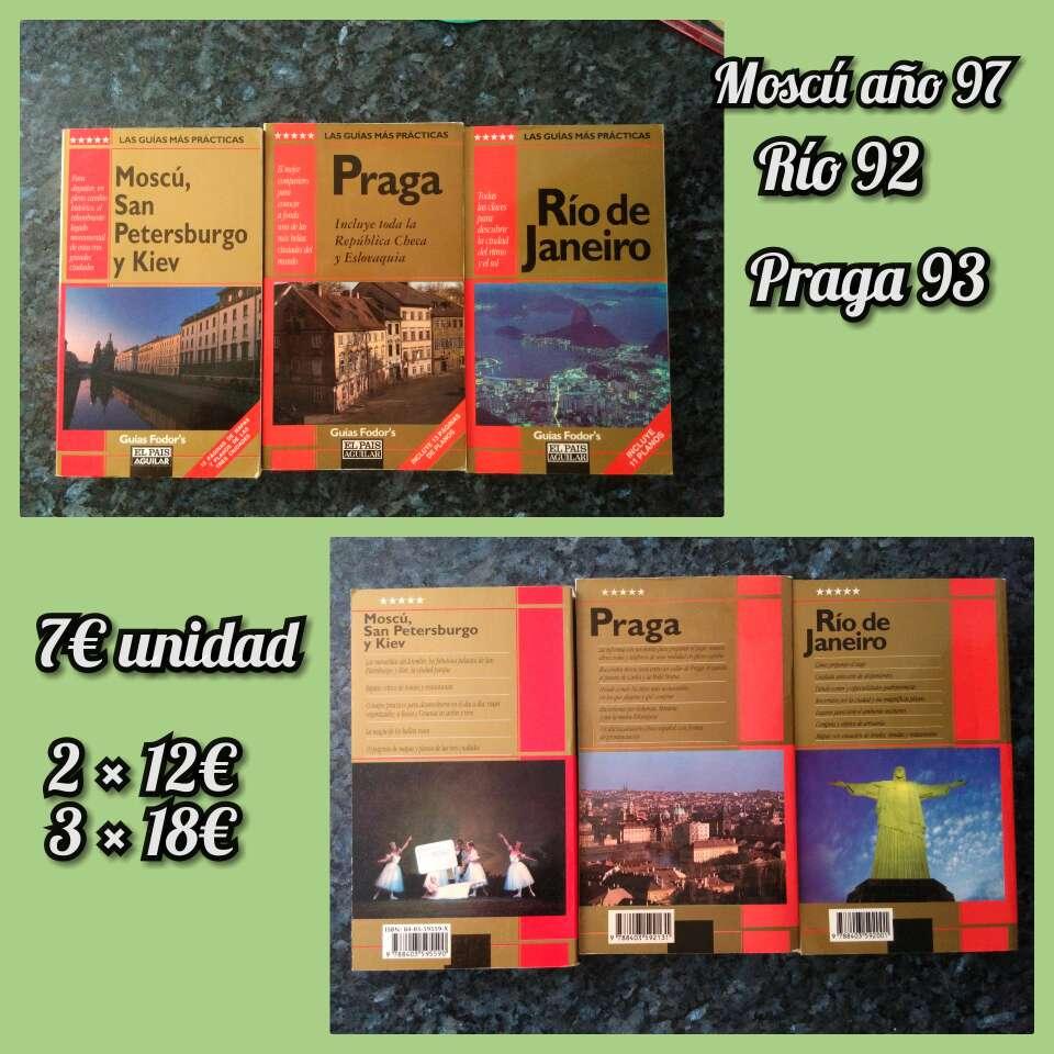 Imagen producto Guías viajes antiguas 5