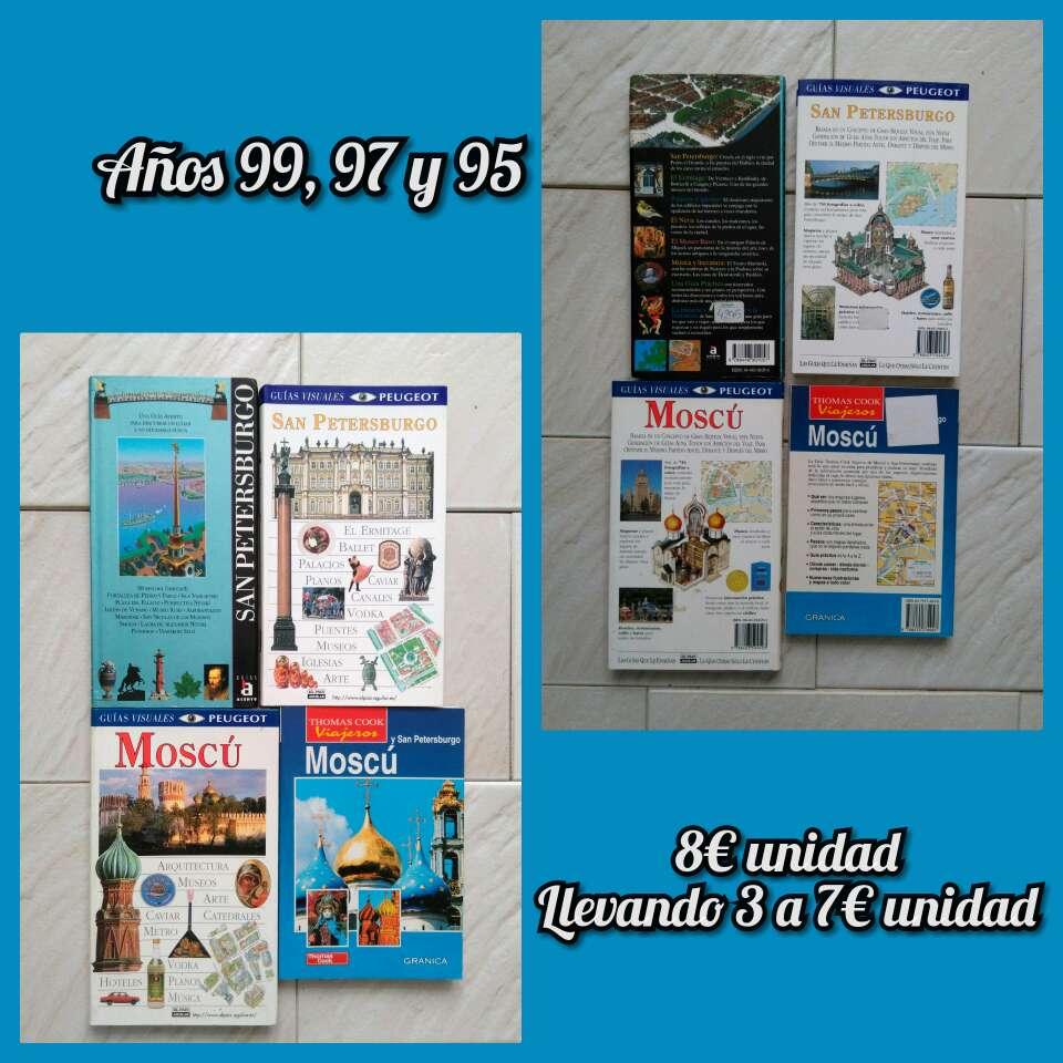 Imagen producto Guías viajes antiguas 4