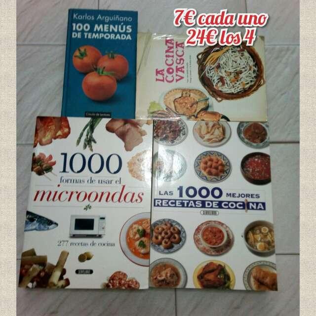 Imagen producto Libros cocina, atlas, literatura 3