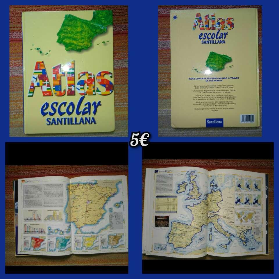 Imagen producto Libros cocina, atlas, literatura 7