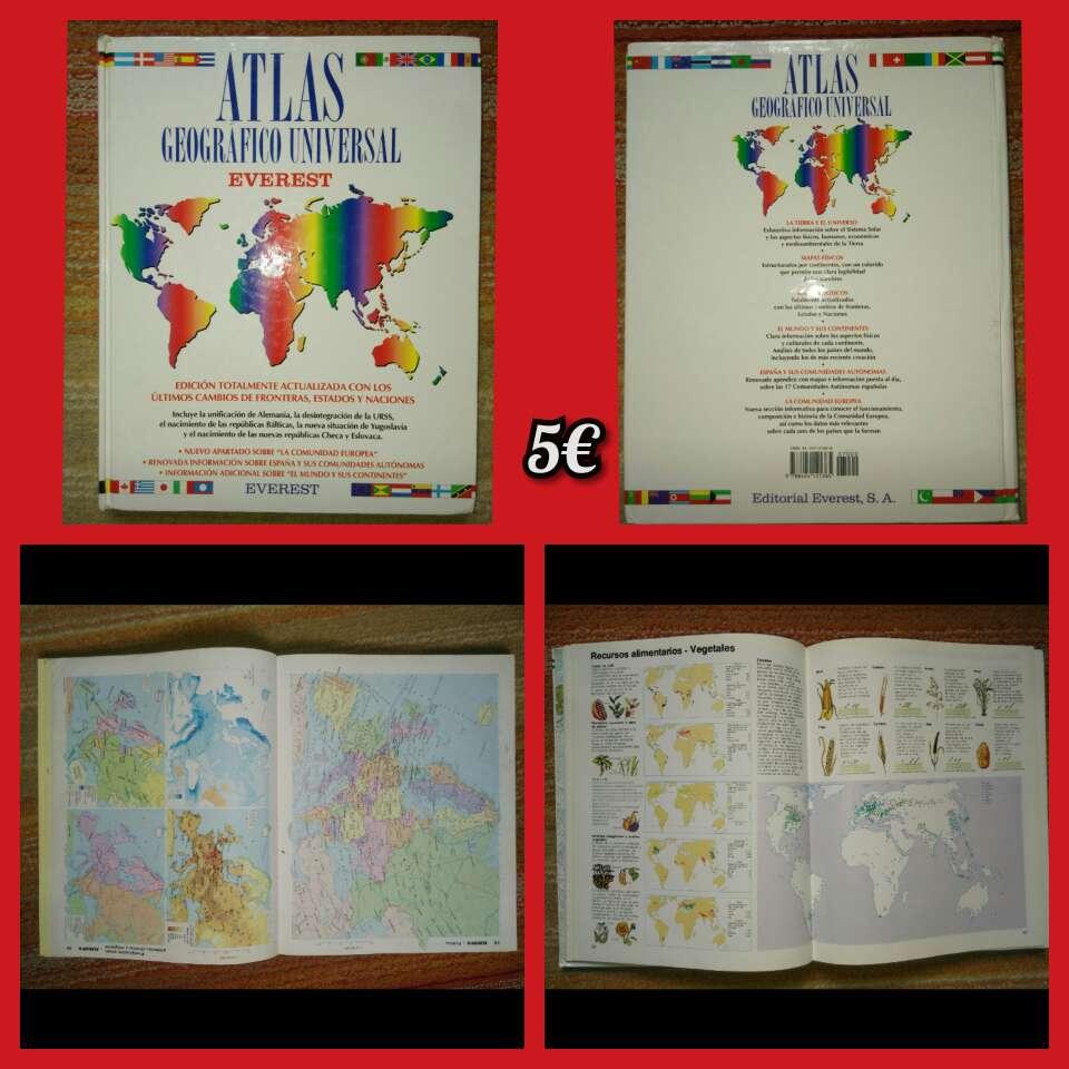 Imagen producto Libros cocina, atlas, literatura 6