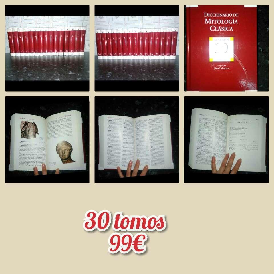 Imagen producto Tres enciclopedias 2