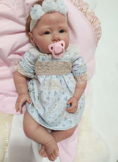 Imagen producto Bebé reborn 2