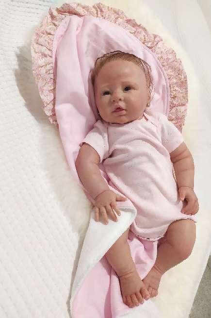 Imagen producto Bebé reborn 3