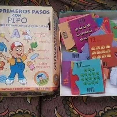 Imagen puzle Pipo