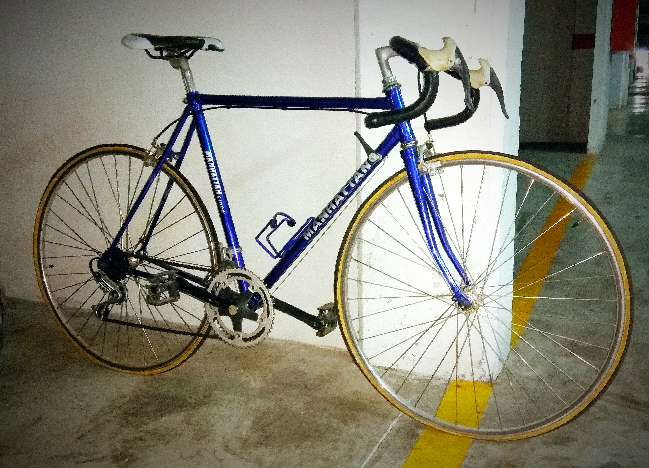 Imagen bicicleta MANHATTAN