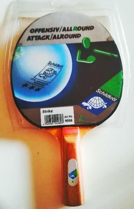 Imagen Donic-Schildkröt Raqueta de Tenis de Mesa sin usar precintada.