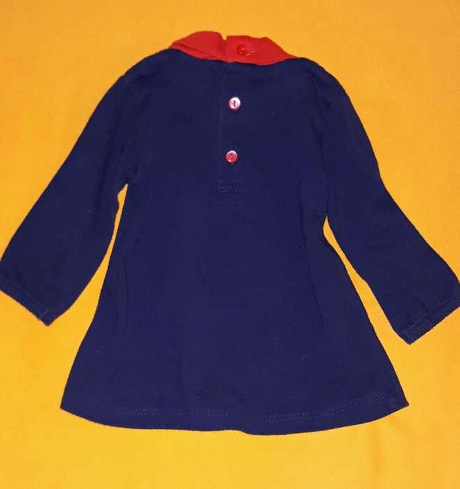 Imagen producto Vestido, dorados, 6m.  2
