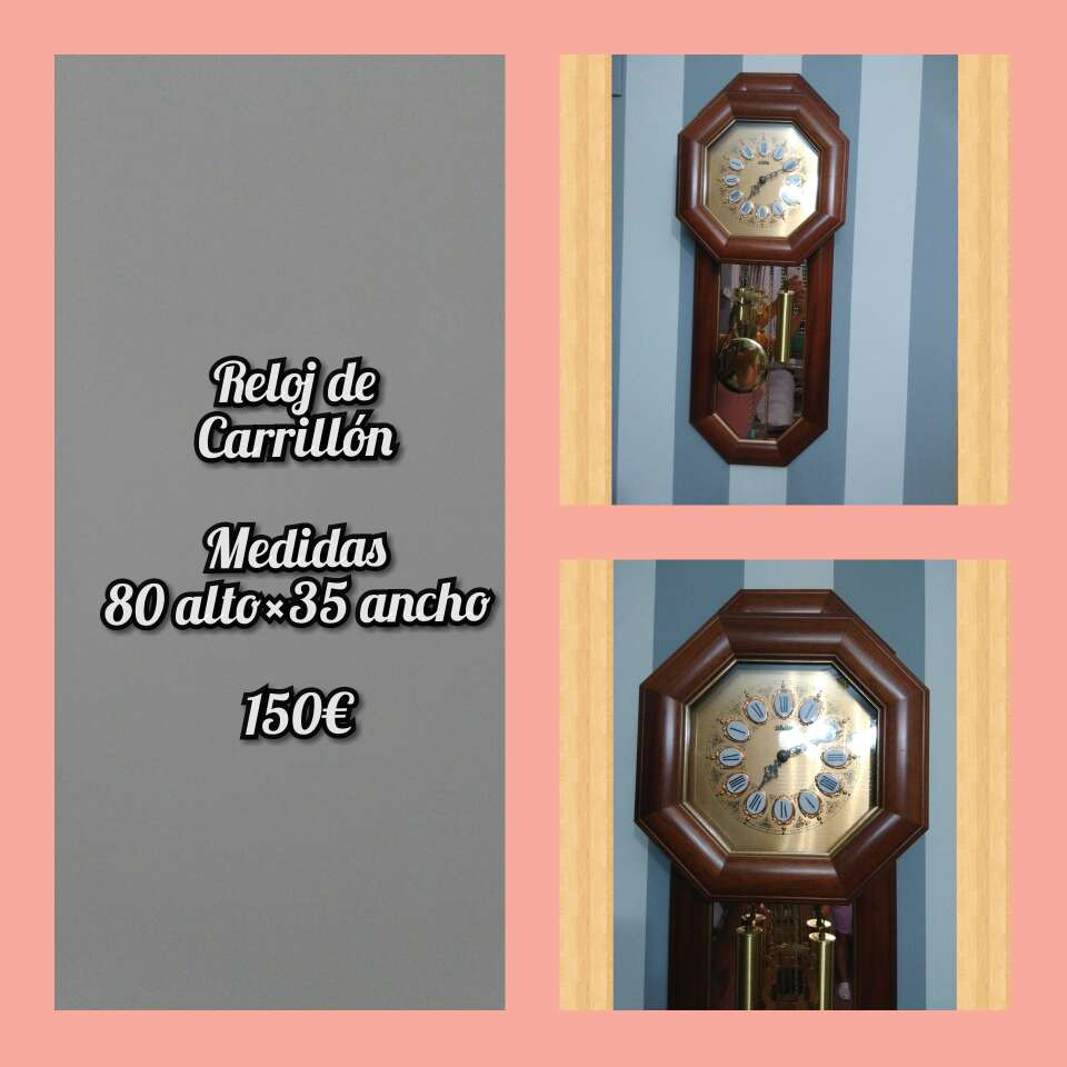 Imagen Relojes de salón