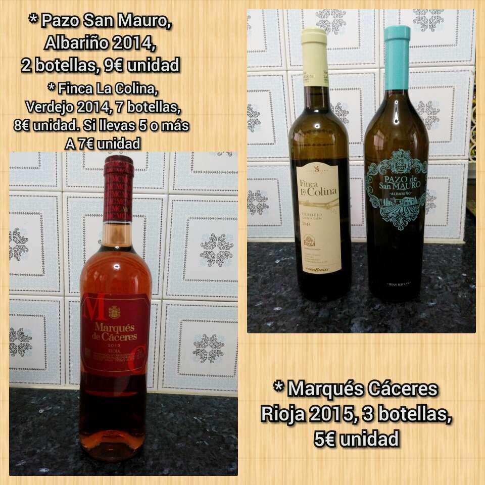 Imagen producto Vinos y licores  1
