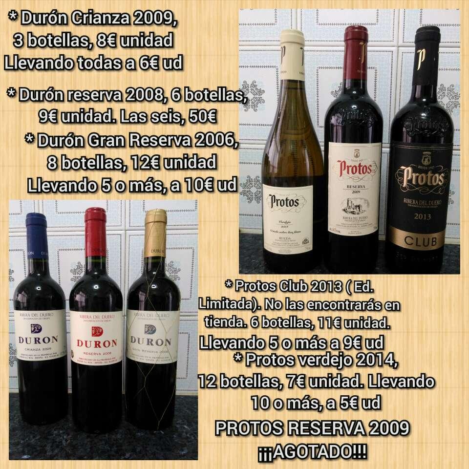 Imagen producto Vinos y licores  2