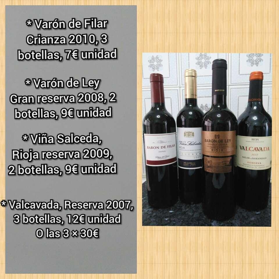 Imagen producto Vinos y licores  3
