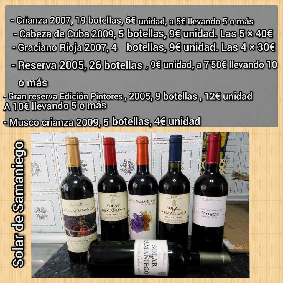Imagen producto Vinos y licores  5
