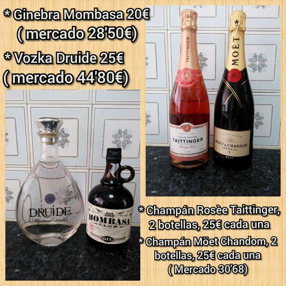 Imagen producto Vinos y licores  6