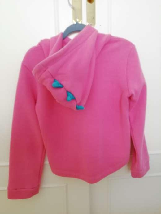 Imagen producto Chaqueta niña 5-6 años. Agatha Ruiz de la Prada. Calentita y cómoda. Más ropa de niña en mi perfil.  2