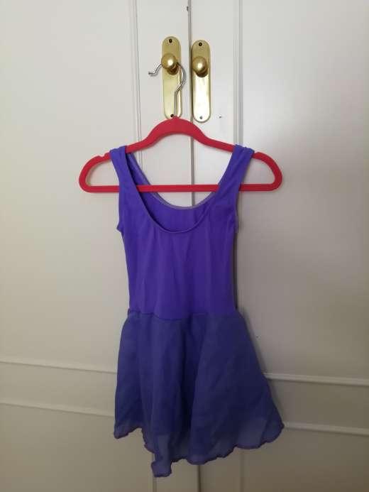 Imagen Maillot ballet niña 4/5 años.