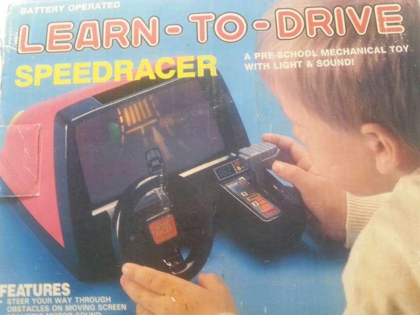 Imagen Lear To drive. Speedracer