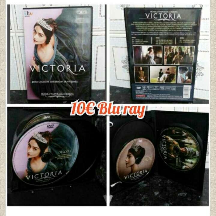 Imagen producto Pelis y serie Victoria 2
