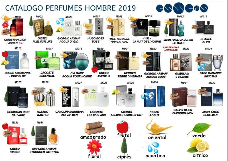 Imagen producto Perfumes essens 2