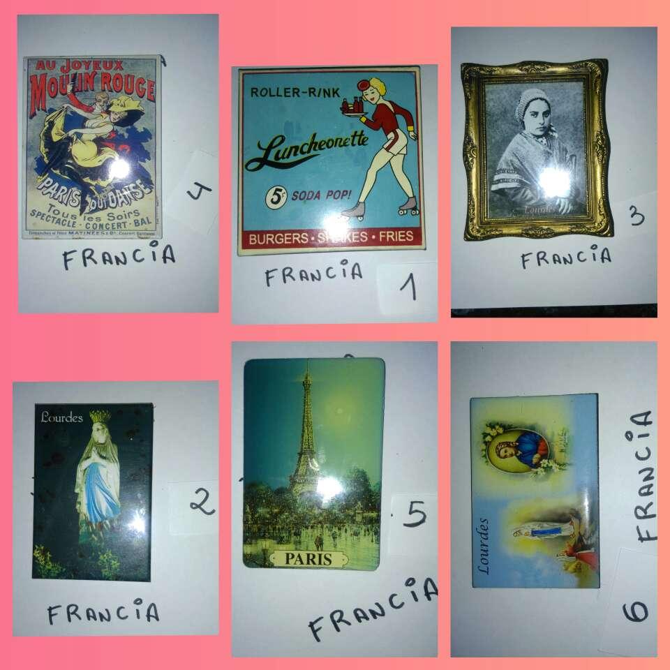 Imagen producto Imanes varios países 2