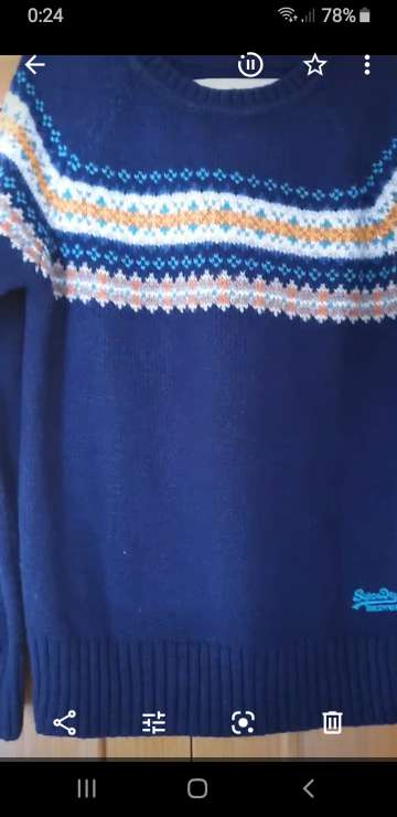 Imagen suéter  ideal tejanos
