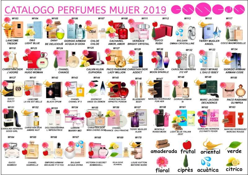 Imagen producto Perfumes essesn 2