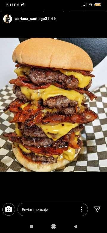 Imagen hamburguesa