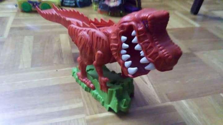 Imagen dinosaurio articulado