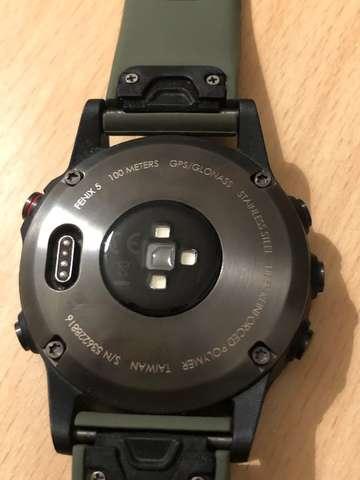 Imagen producto Reloj GPS multideporte 4