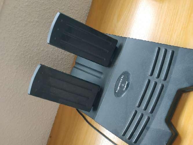 Imagen producto Volante y pedales Pc 2