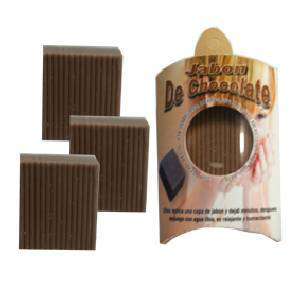 Imagen Jabón chocolate Set 5x 24