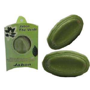 Imagen Jabón T verde set 4 x 27