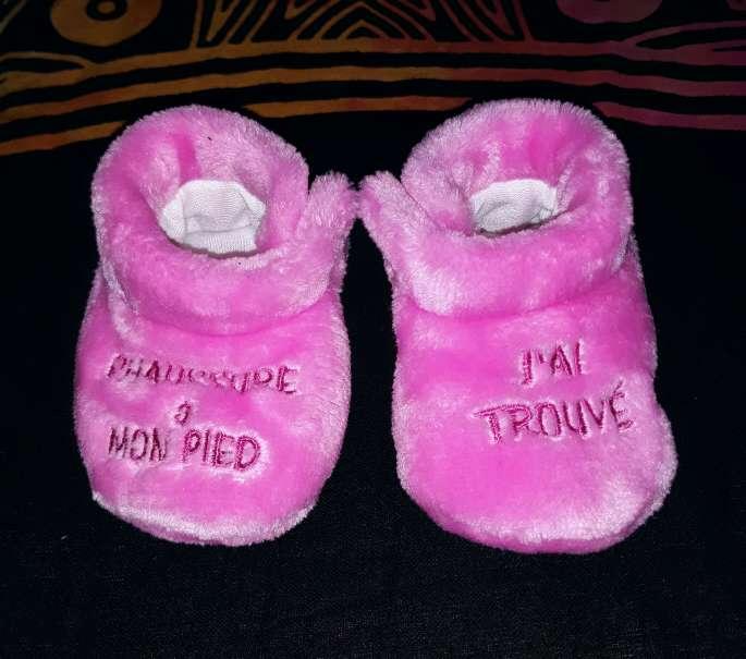 Imagen Zapatillas bebé, núm 15.