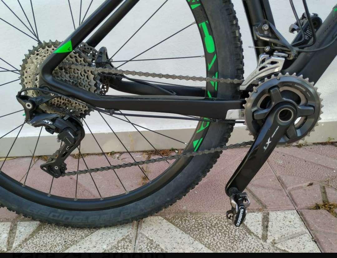 Imagen producto BICICLETA Montaña carbono CUBE 3