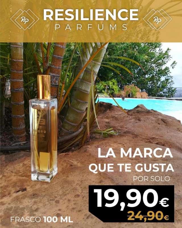 Imagen perfumes marca canaria