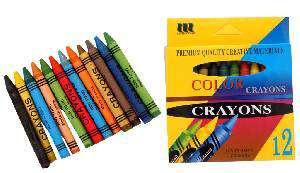 Imagen Crayolas Articulares 12 Pz Set 2x25
