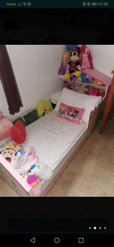 Imagen producto Camita niña 1