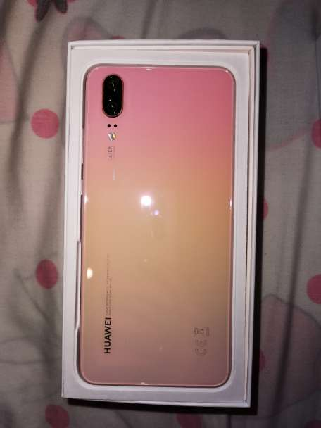 Imagen producto HUAWEI P20 rosa 128 GB 5