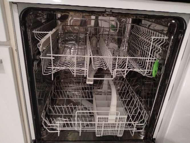 Imagen lavavajillas silencioso