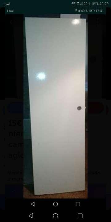 Imagen Puerta de aglomerado