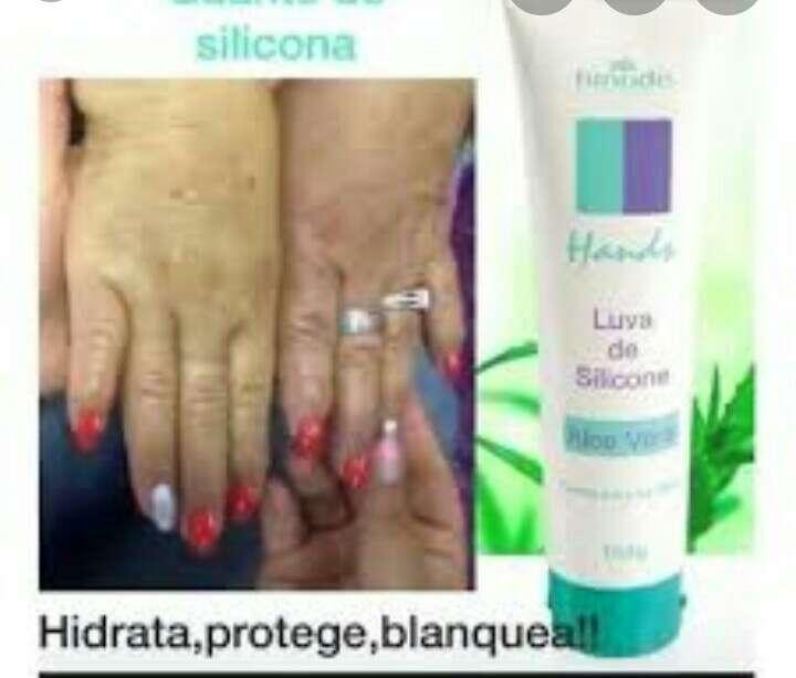 Imagen producto Cuidado especial guante de silicona 2
