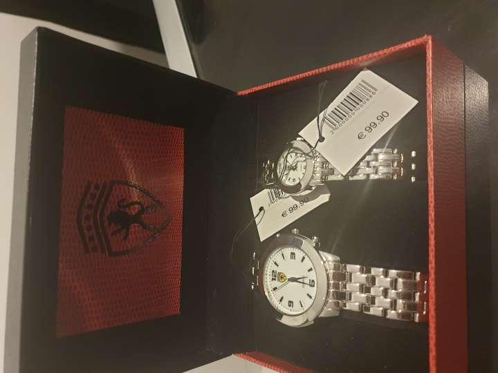 Imagen producto 2 relojes Ferrari auténticos  5