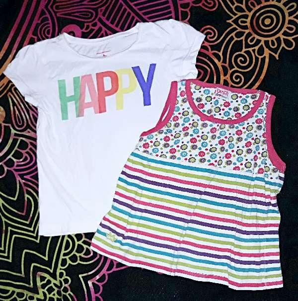 Imagen Camisetas niña, 6 años.